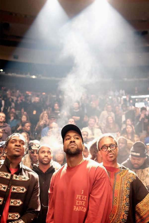 kanye1 1 Kanye West Has Just Massively P*ssed Off Taylor Swift And Most People