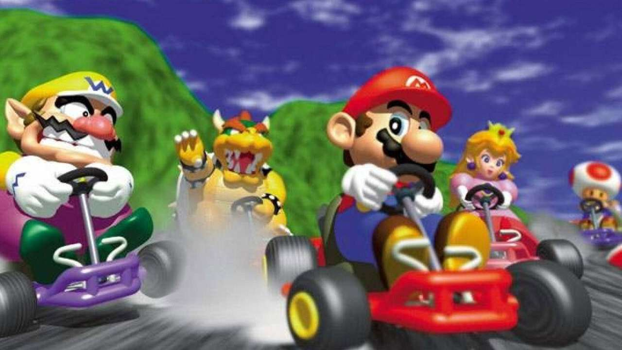 mariokart641280 1444090314728 Five Things We All Remember From Mario Kart 64