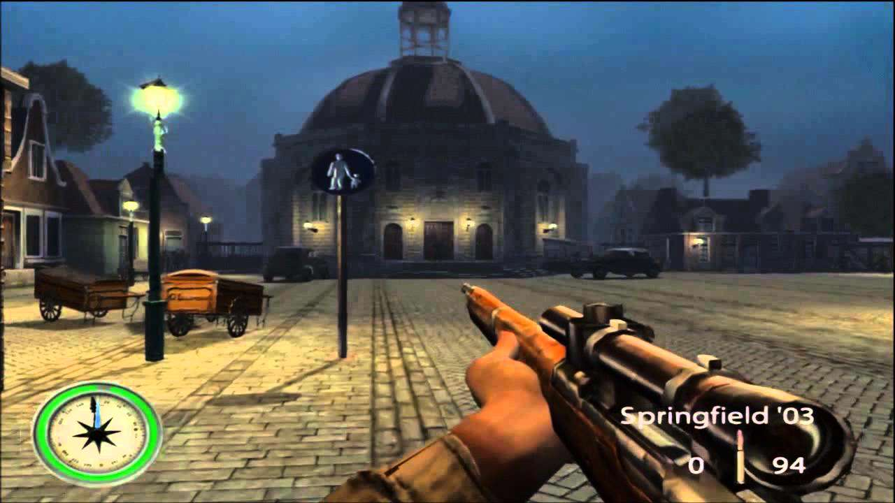 maxresdefault 7 Five Of The Greatest World War 2 Videogames