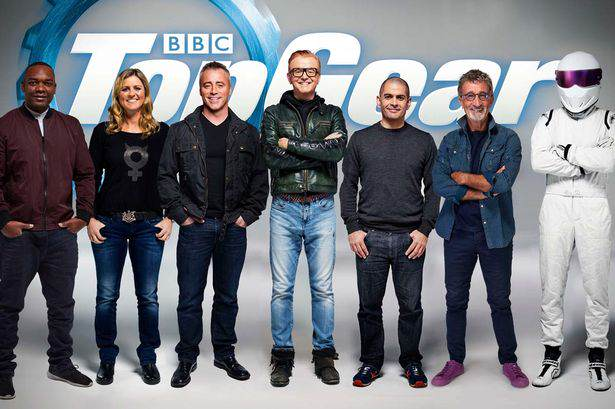 New Top Gear Hit With Yet Another Setback new top gear 1