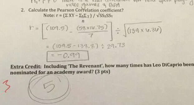 prof1 1 University Professor Puts Amazing Extra Questions On Exam Papers