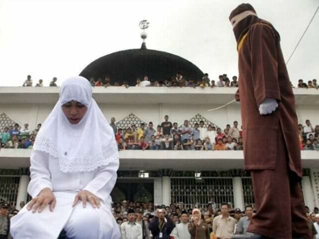 sharia caning ap 640x480 640x480 11 People Are Facing A Massive Punishment, Just For Having A Wild Party