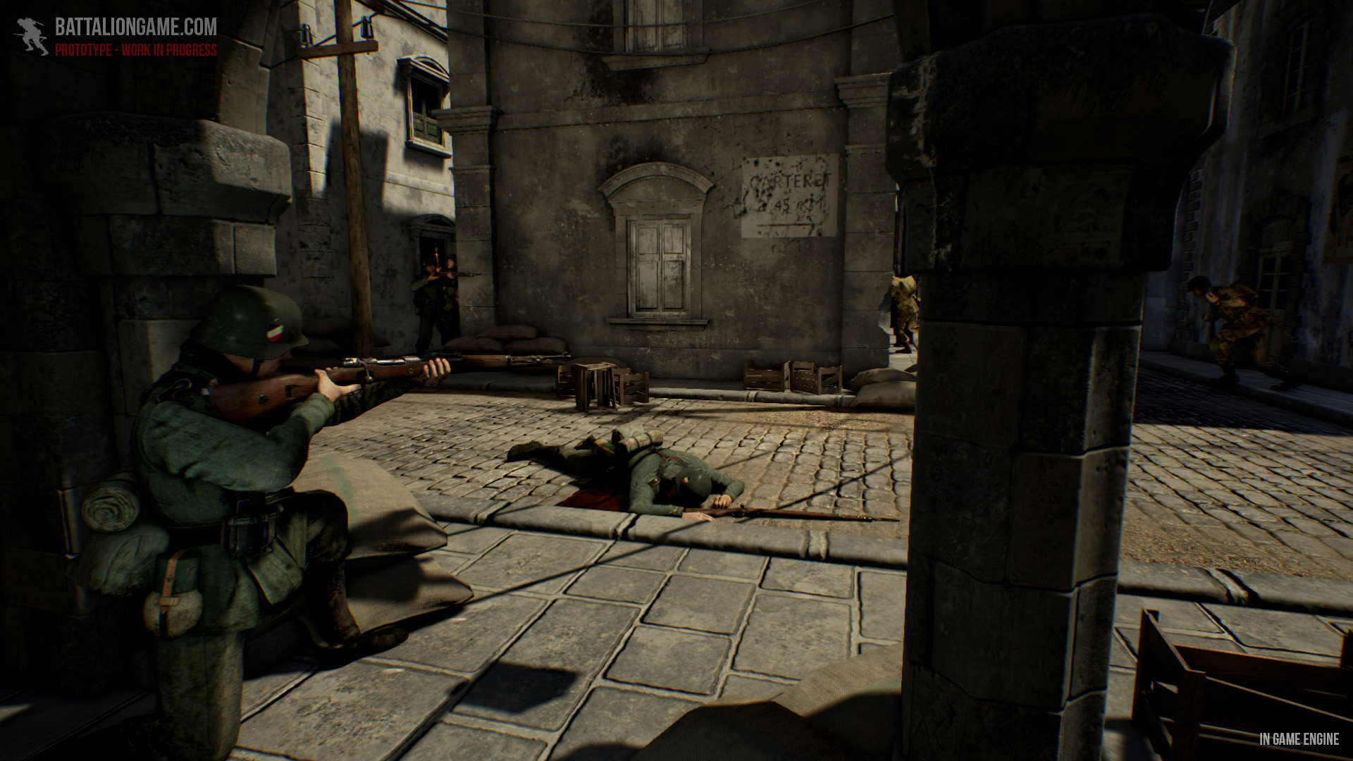 WW2 Shooters Making A Comeback With Battalion 1944 Leading The Charge ss7