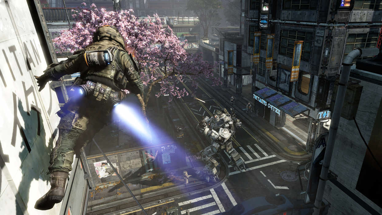 titanfalltips01 Titanfall 2 Single Player Campaign Confirmed, TV Spinoff In The Works