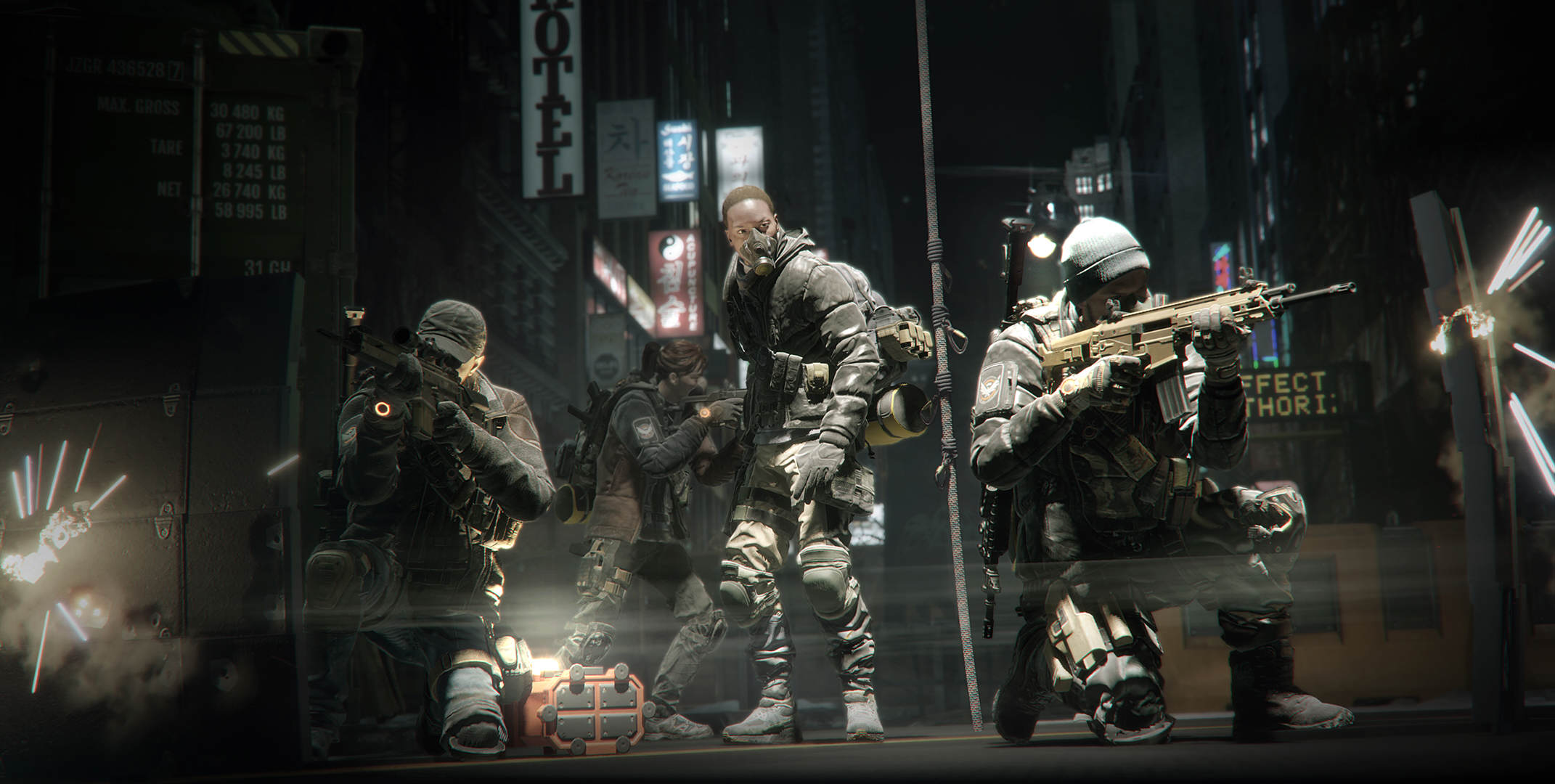 tom clancys the division 5 The Division Running At 60FPS On PC Is Glorious