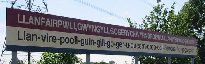How Good Is Your Pronunciation Of These Welsh Places? wales3