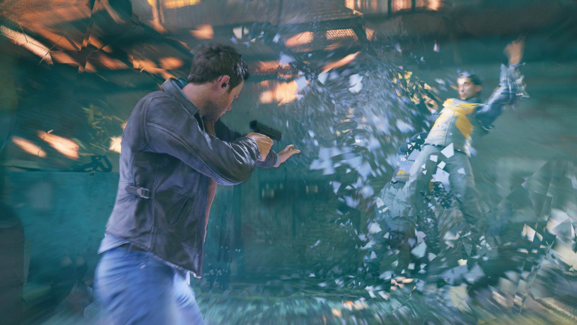 3004869 quantum break time shield Quantum Breaks Cool Cinematic Trailer Features Classic Nirvana Song