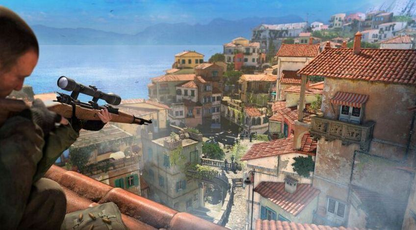 3018079 sniper Sniper Elite 4 Officially Announced, Looks Awesome In New Trailer