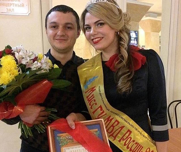 320E0A5800000578 0 image a 44 1457607240800 Meet Miss Russian Police, The Winner Of A Bizarre Beauty Contest For Female Officers