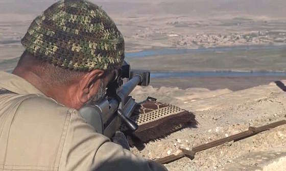 3247489000000578 0 image a 21 1458207378227 Meet The 62 Year Old Sniper Who Has Killed An Insane Amount Of ISIS Fighters