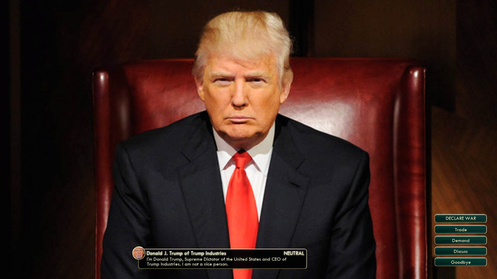 503018107 preview 2015 08 24 00003 This Donald Trump Mod For Civilization V Is Absolutely Perfect