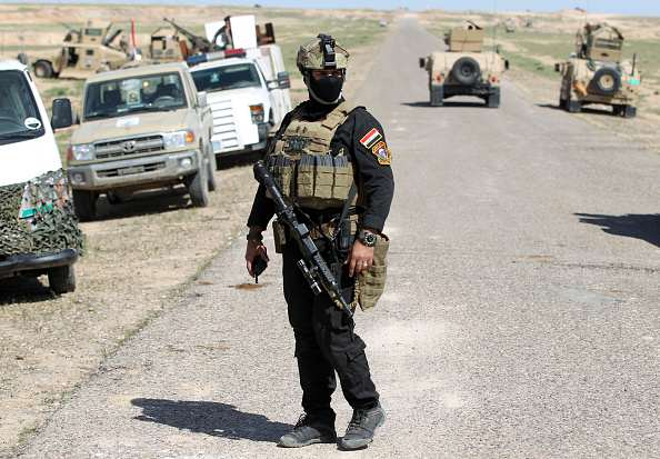 514522614 British ISIS Fighter Carries Out Suicide Attack In Iraq