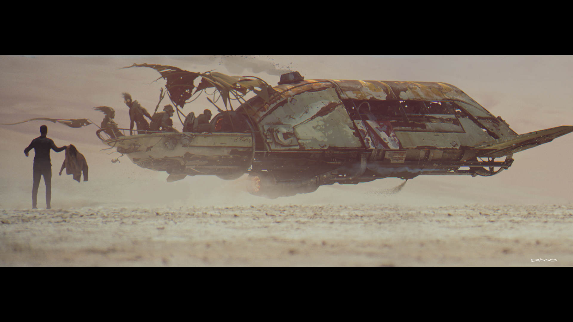 ARTDEPT VD TFA 037 Star Wars Creators Reveal Awesome Force Awakens Concept Art