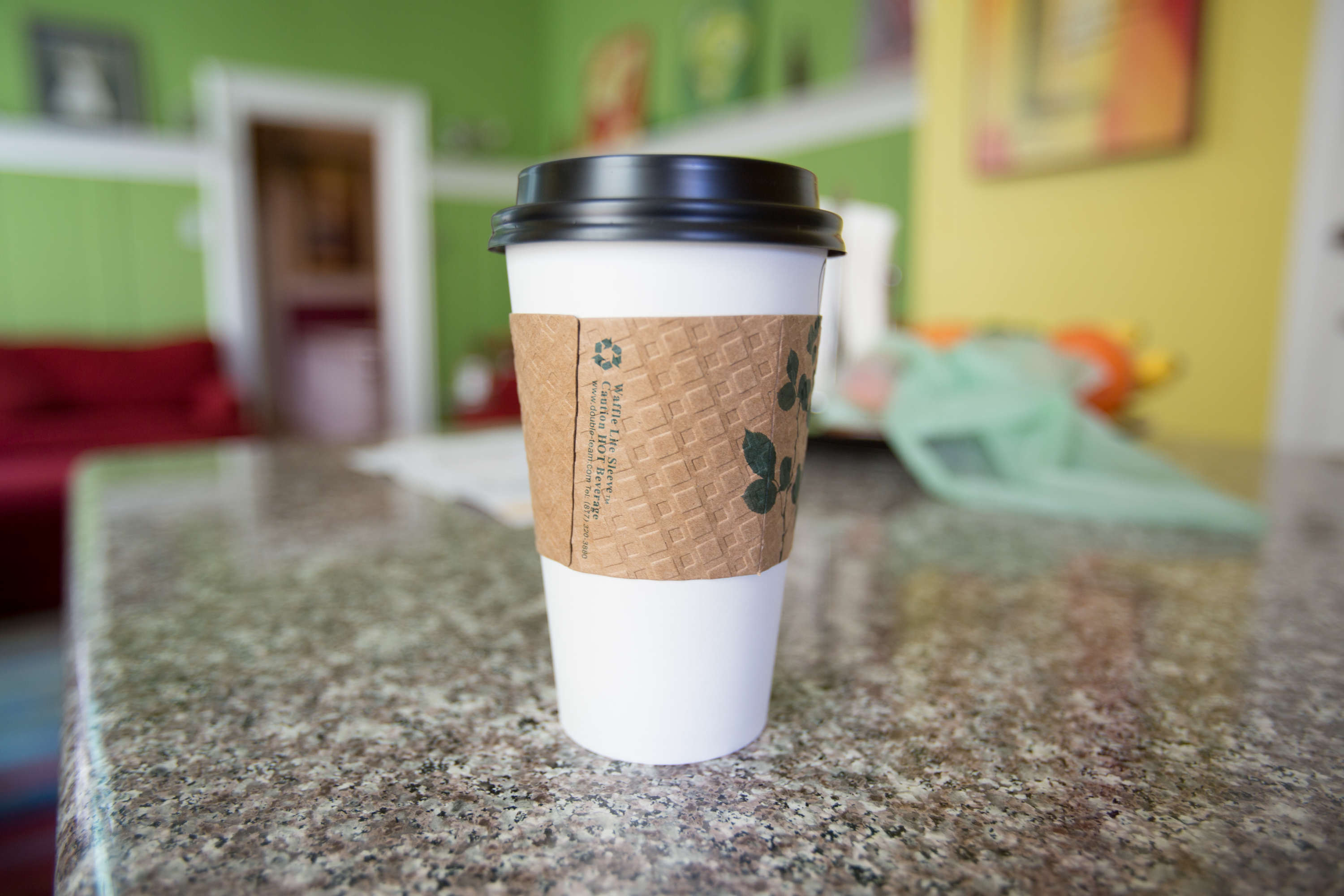 Coffee cup sleeve There Might Be Bad News For People Who Like Their Coffee On The Go
