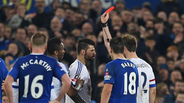 Five Things Football Taught Us This Week Costa bite sky sports