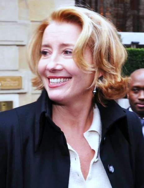 Emma Thompson Césars 2009 Journalist Calls Out Benedict Cumberbatchs Infantile Lectures About World Issues