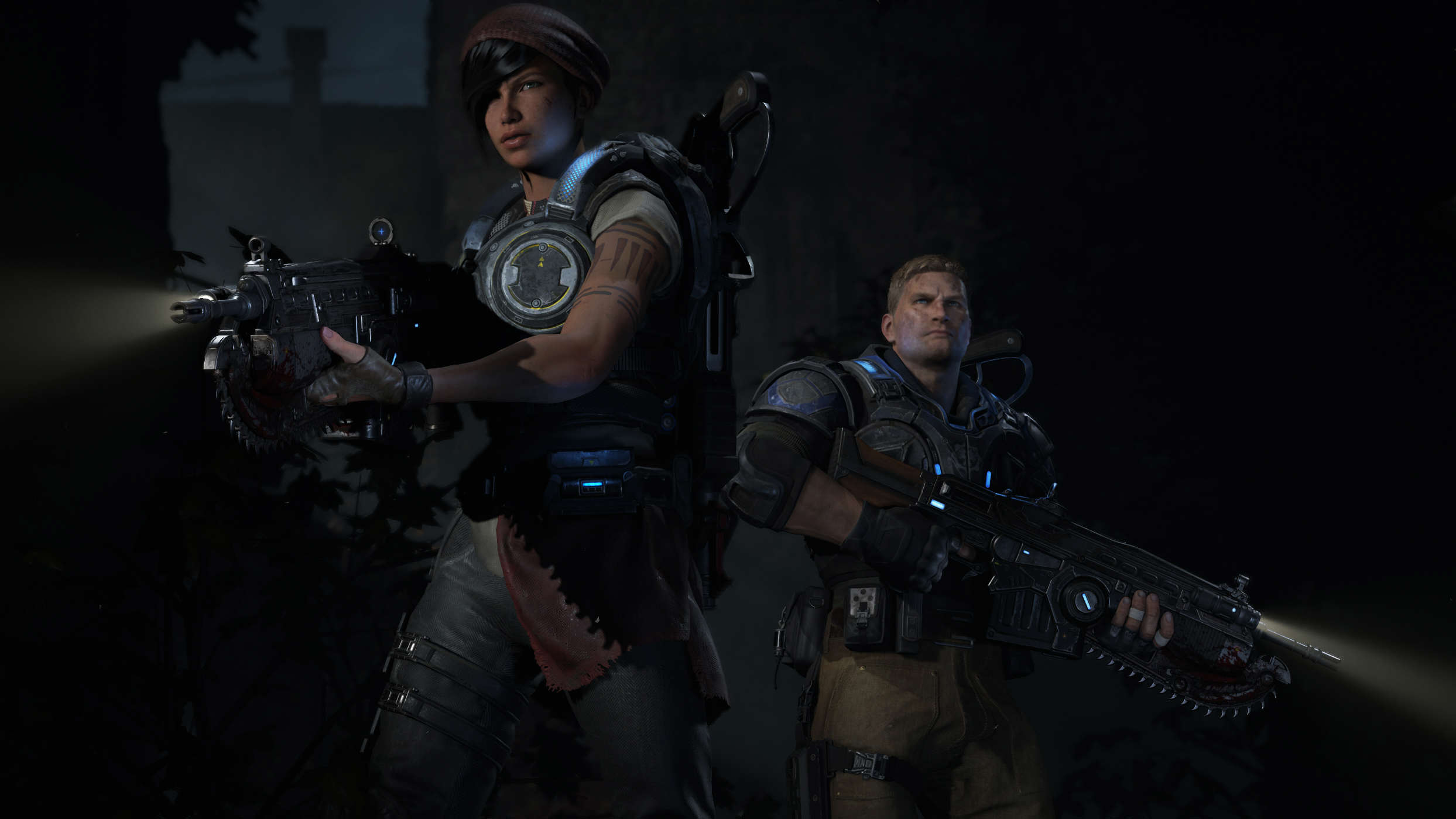 GearsOfWar4 1 jpg Gears Of War 4 Cast Revealed, With A Nice Surprise For Fans