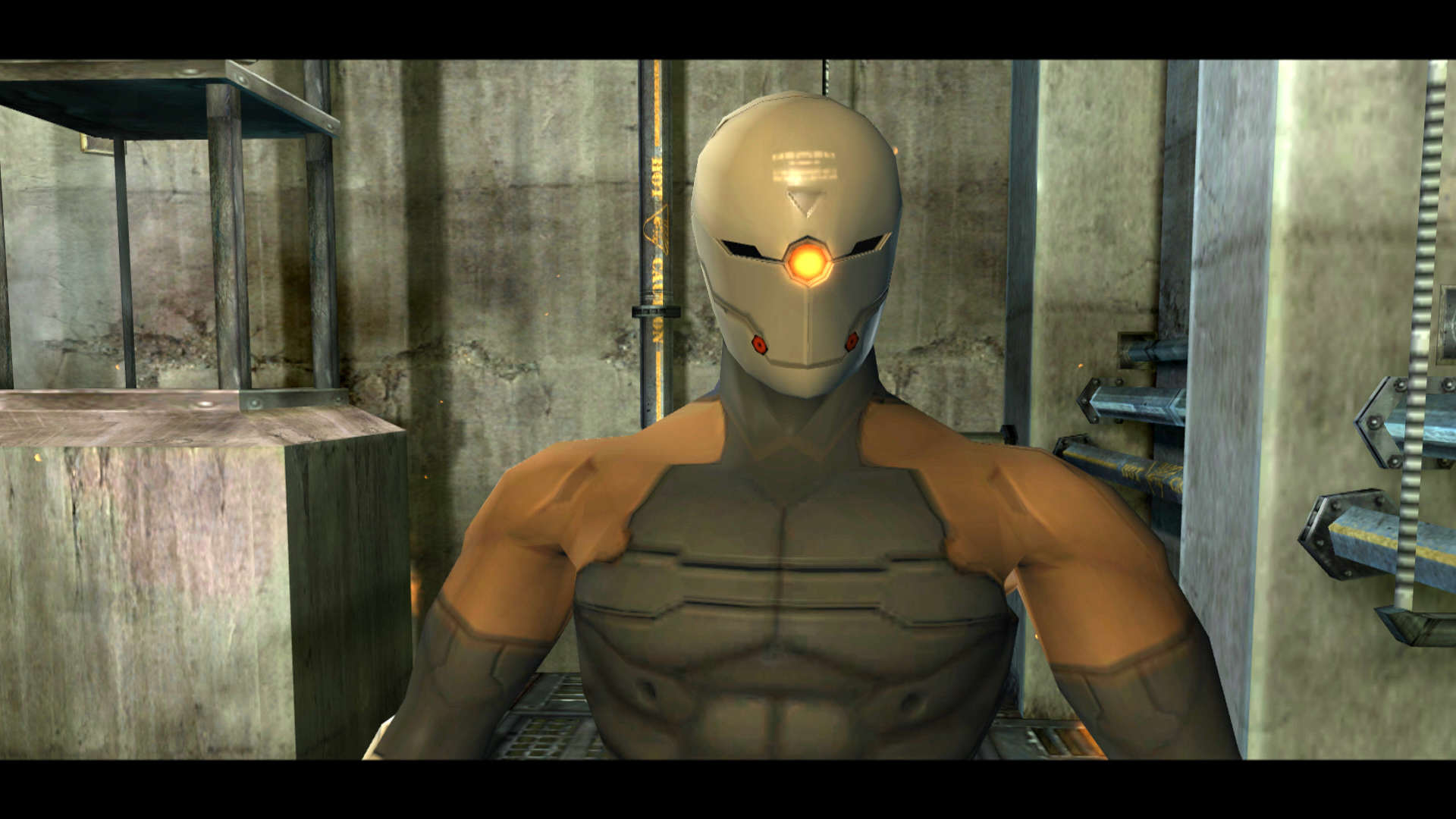 Ten Of The Deadliest Videogame Assassins Gray Fox in Twin Snakes