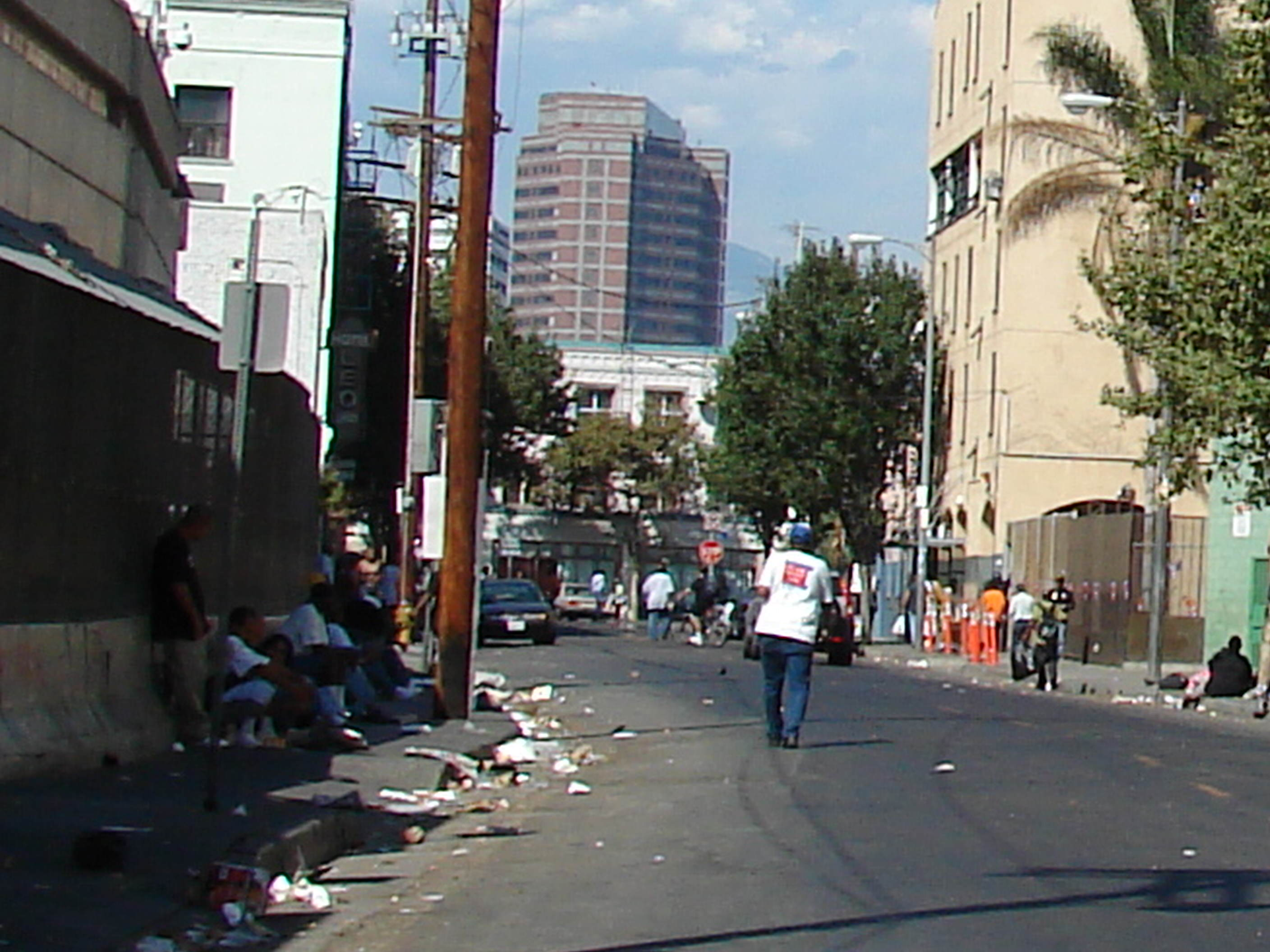 LA2 Los Angeles Has A Great Idea To Help Solve Its Homelessness Problem
