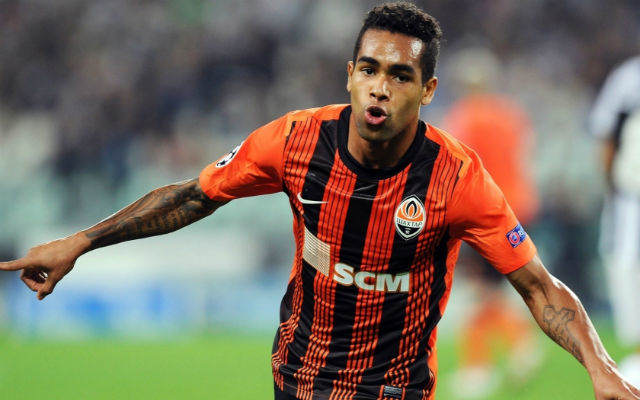 Teixeira Judging By This Goal, Alex Teixeira Is Loving Life In China