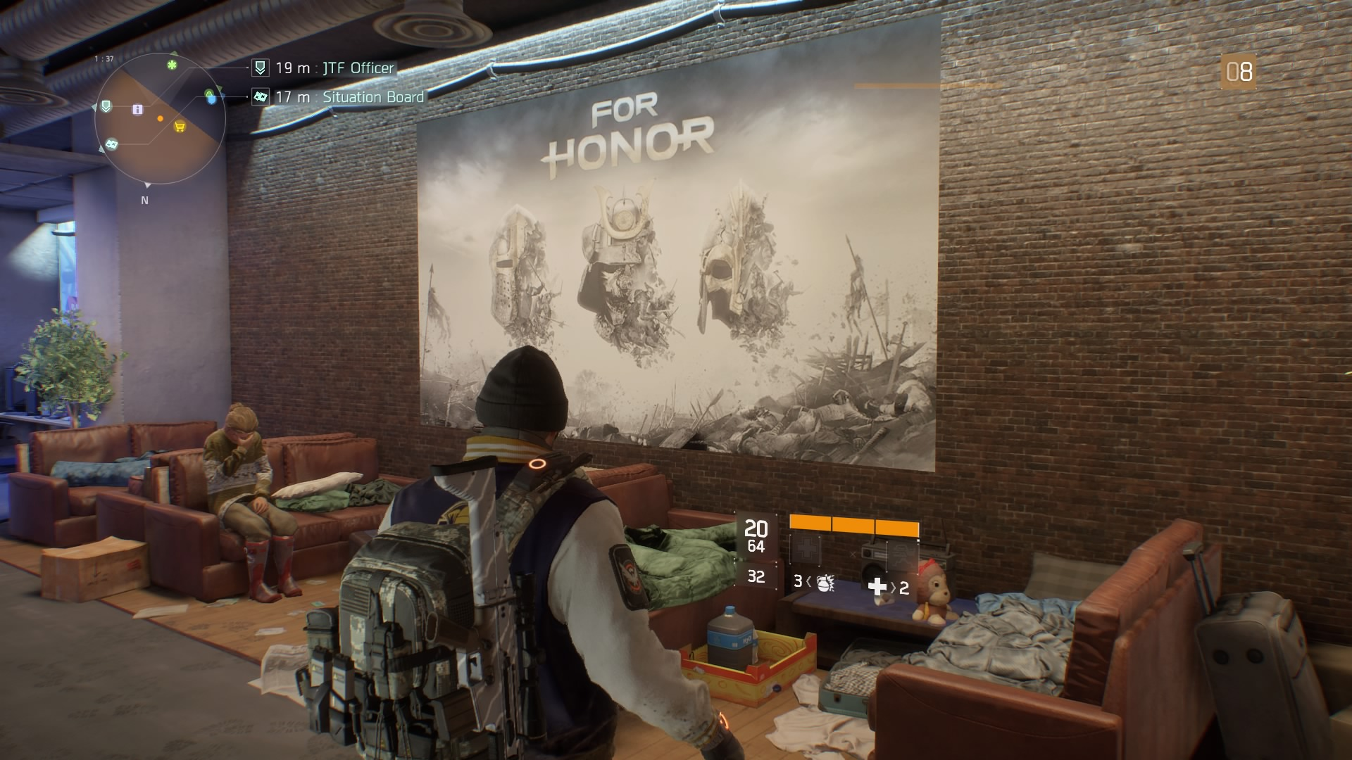 Tom Clancys The Division™ 20160308203410 1 The Division Has A Great Easter Egg That Looks To Future Games