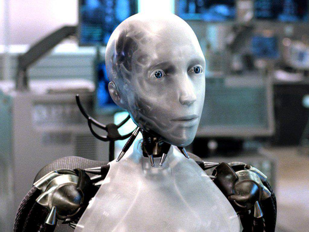 UNILAD sonny sentient humanoid robot will smith film irobot91961 1 Robots Could Replace You At Your Job Sooner Than You Think