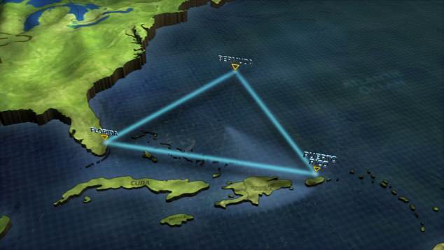 bermuda triangle 1 Mystery Of The Bermuda Triangle May Finally Have Been Solved