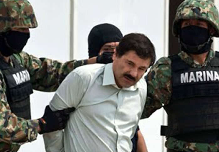 El Chapo Is Begging To Be Extradited To The U.S. chapo1