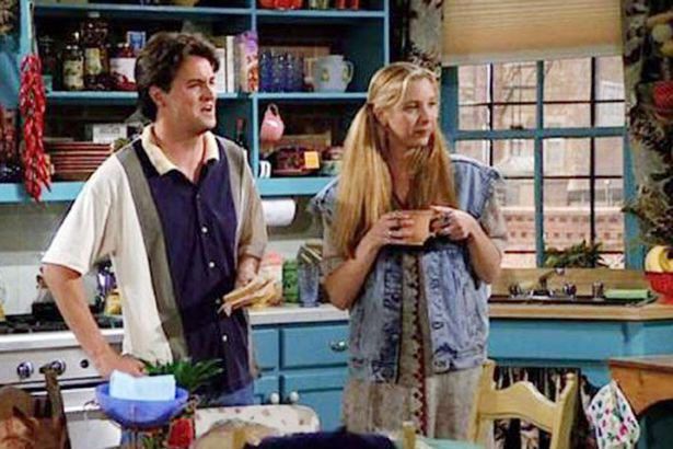 friends2 Friends Had A Blatant Continuity Error That Most People Missed
