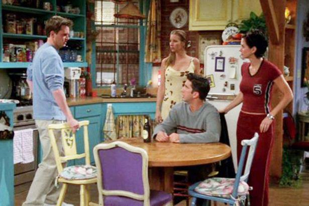 friends6 Friends Had A Blatant Continuity Error That Most People Missed