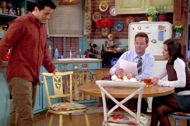 friends8 Friends Had A Blatant Continuity Error That Most People Missed