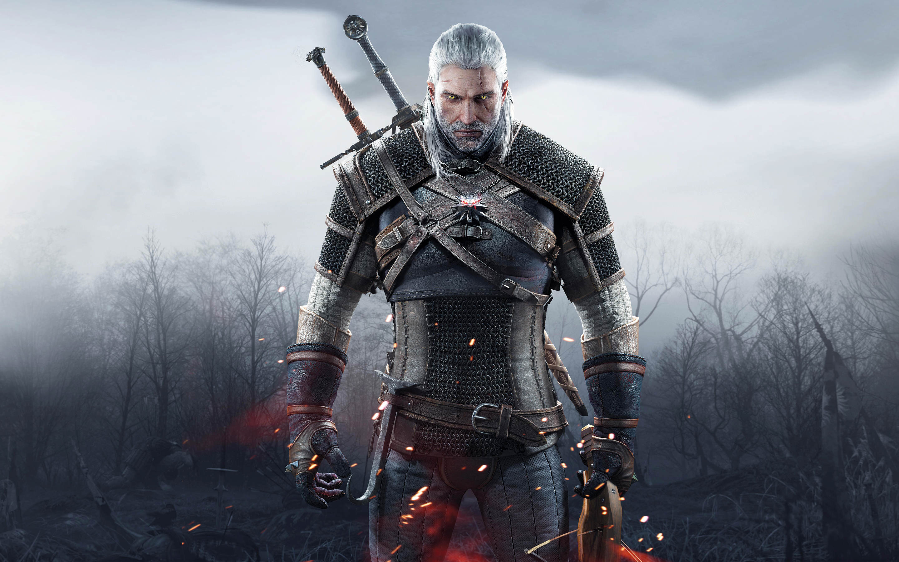geralt Witcher Developers Might Work With VR In Future