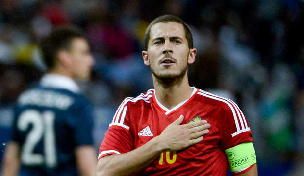 hazard be The Football World Reacts To The Belgian Terror Attacks