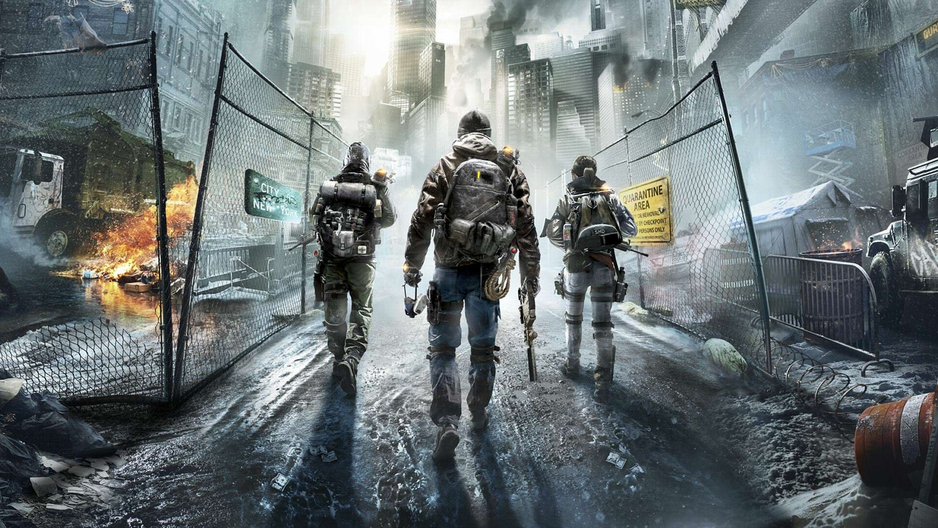image 1 Ubisoft Outline Post Launch Content For The Division