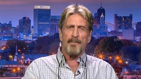 John McAfee Shows How Easily You Can Unlock iPhone, Accuses FBI Of Deceiving Public john McAfee