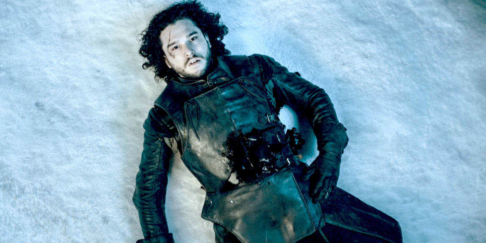 Game of Thrones Cast Reflect On Most Shocking Moments in Season Five jonsnow