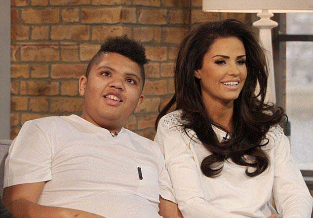 Katie Price Wants To Meet Online Trolls Who Abused Her Son Harvey katie price