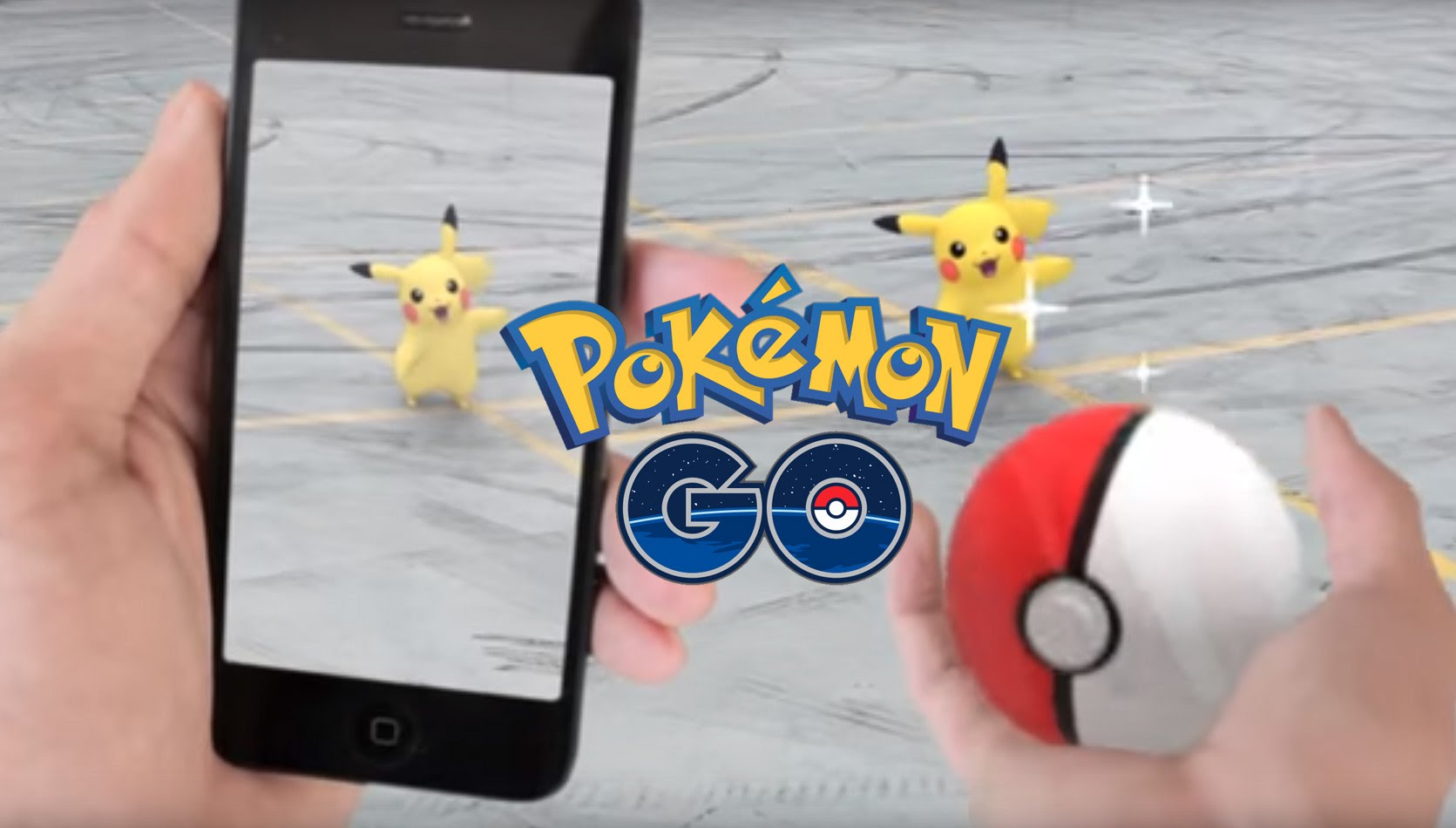 maxresdefault 28 Pokemon GO Gets First Official Screens And Details