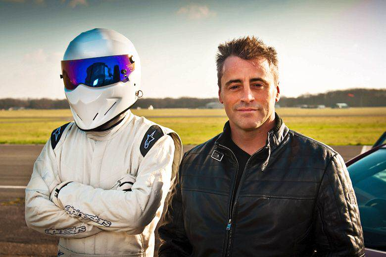 Matt LeBlanc Crashes Wedding While Filming For New Top Gear mlb top gear 1