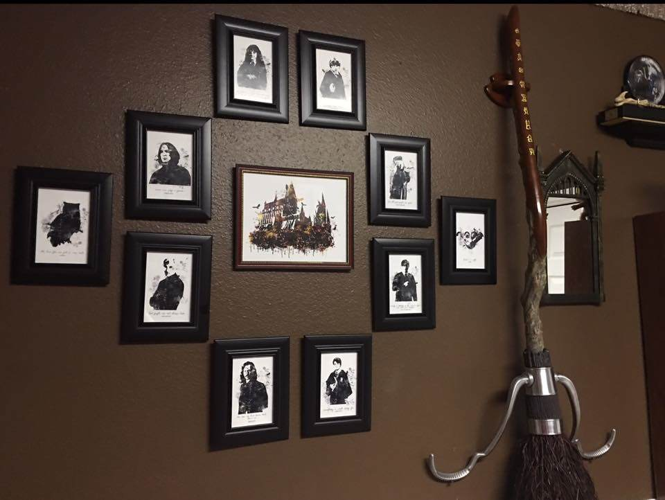 Parents Make Harry Potter Themed Nursery For Their Kid And Its Awesome potter8