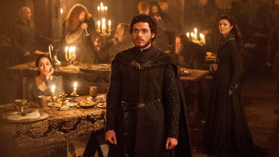Game of Thrones Cast Reflect On Most Shocking Moments in Season Five redwedding