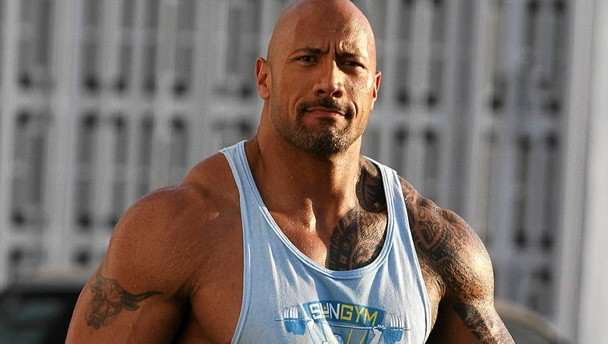 This Guy Ate And Trained Like The Rock For A Month, Heres What Happened rock5