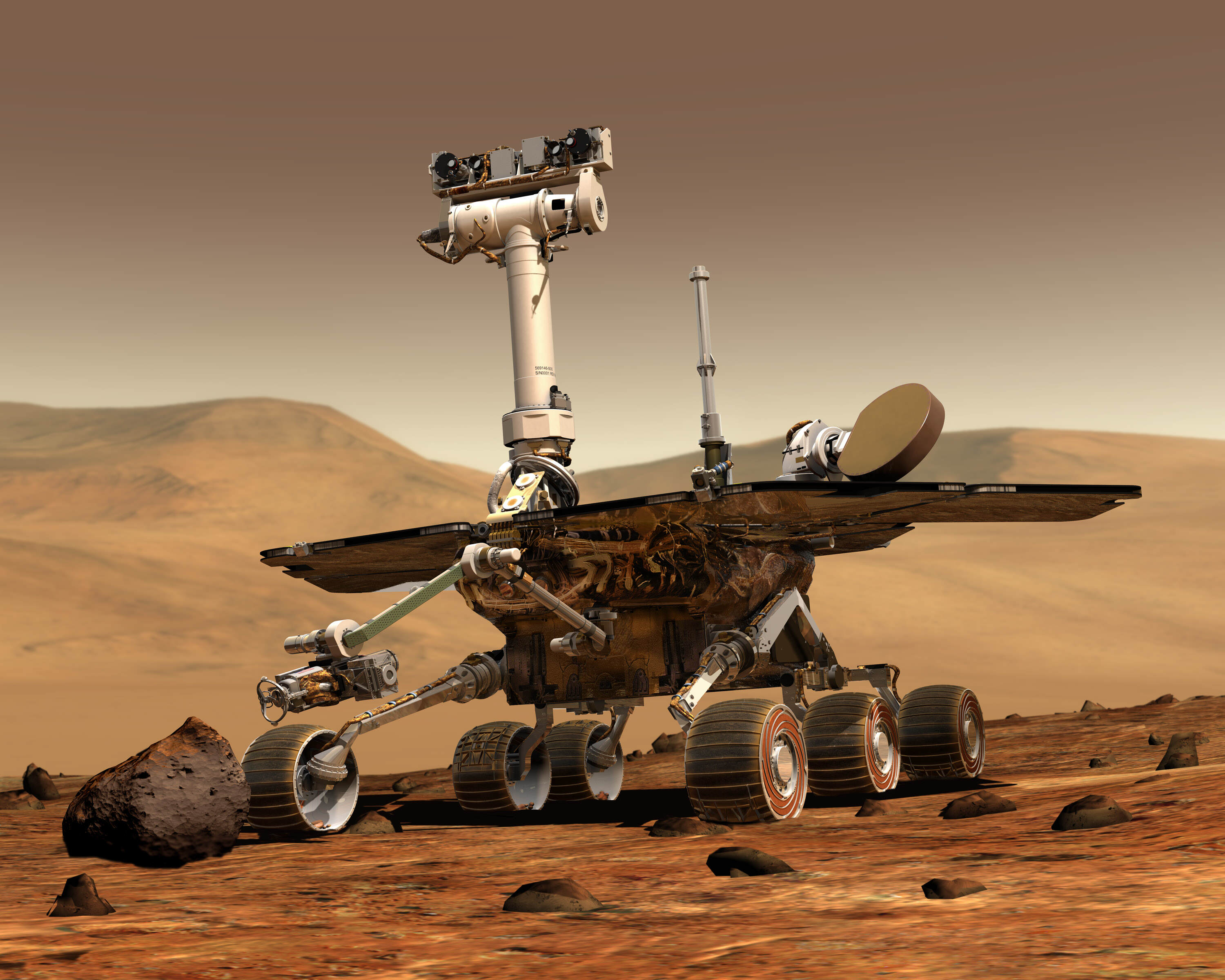 rover Europe And Russia To Go On Alien Hunting Mission To Find Life On Mars