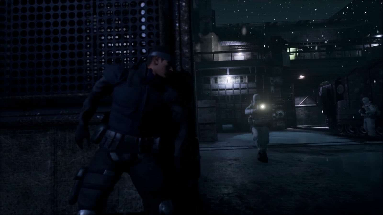 shadow moses mgs remake screencap 1920.0.0 Metal Gear Solid HD Fan Remake Mysteriously Shuts Down
