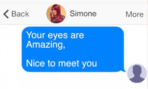 Man Dresses Up As Woman On Dating App To See If He Gets More Matches simone9