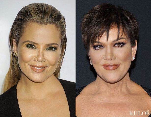 swap4 Khloe Kardashians Face Swap With Kanye Will Haunt Your Dreams