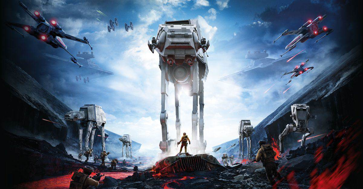 Sony Suggest Star Wars Battlefront Is The Game To Sell You On VR