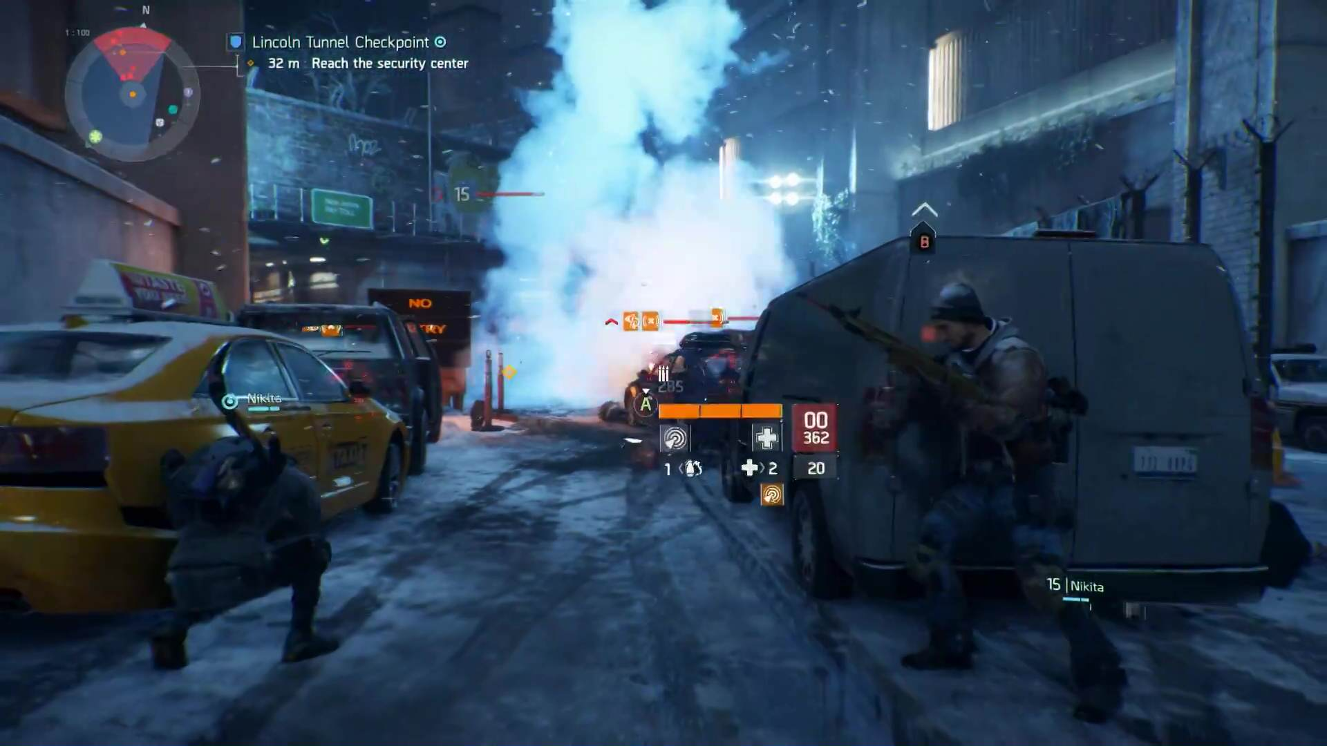 The Division Is Engaging, Gorgeous And Totally Punishing the division player stories 12 15 gameplay 14