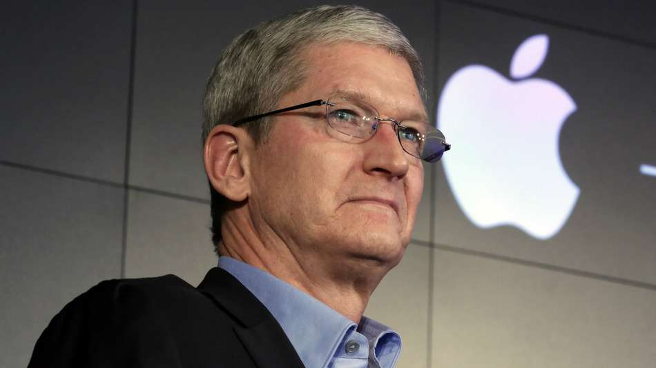 timcook Apple Makes Big iPhone Announcement And Its Bad News For Rivals