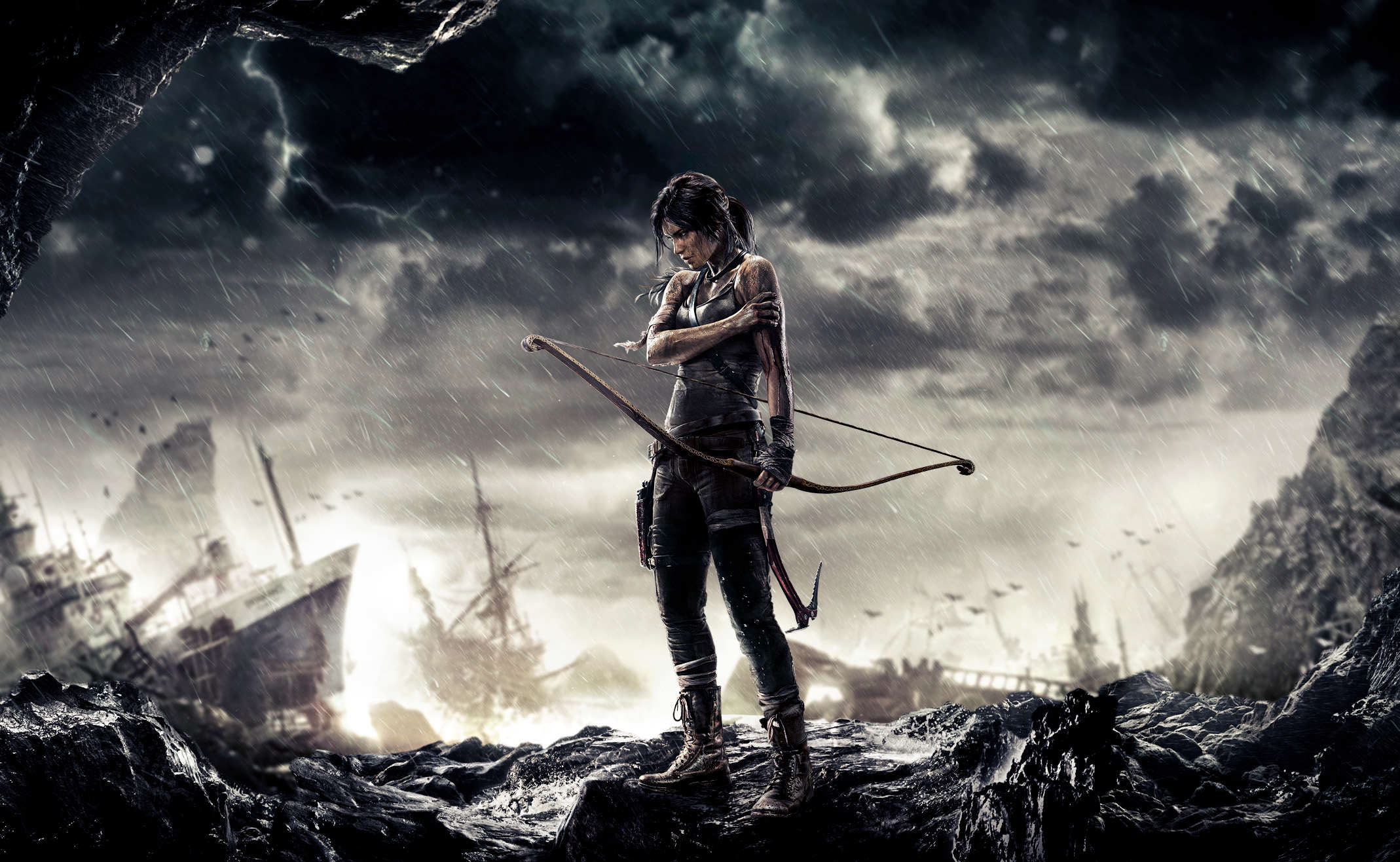 tomb raider wide high definition wallpaper for desktop background Tomb Raider Movie Director Discusses Plans For Reboot